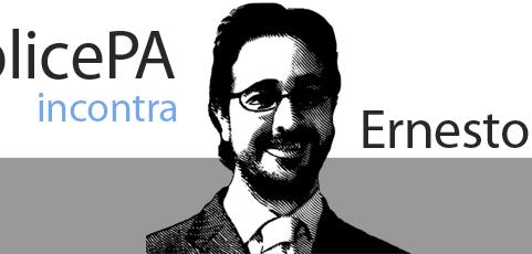 Ernesto Belisario incontra #SemplicePA
